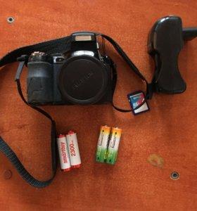 Фотоаппарат Футжи