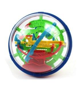 Игрушка - головоломка. Шар перплексус.