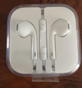 Наушники iPhone 6s