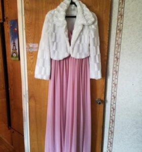 Платье и Шубка болеро