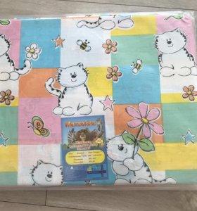 Комплект детского постельного белья Матвейка