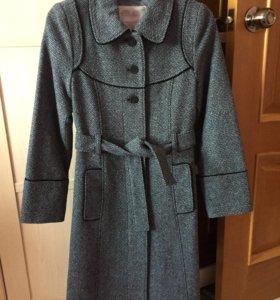 Новое Пальто ( осень -весна) , серое !!!