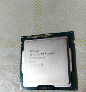 Продам  intel core i3 3220