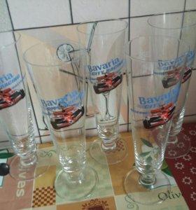 Пивные бокалы 0.3 литра.