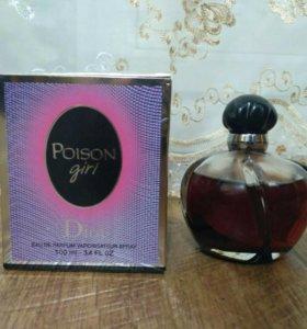 Сладкий Poison Girl Christian Dior