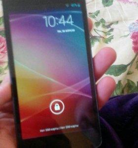 Телефон highscreen omega prime S