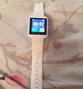 Часы smart watch цвет белый