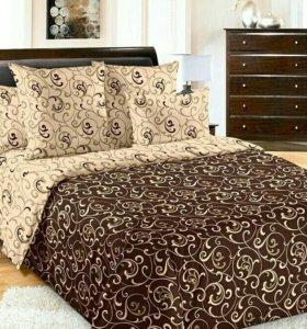 Постельное белье, пледы, одеяла, подушки