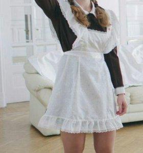 Платье школьное ссср аренда