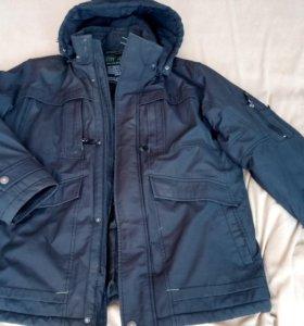 Куртка мужская City Classic осень-зима, 46 р