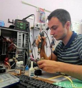 Компьютерный мастер Алексей, выезд 0 руб.