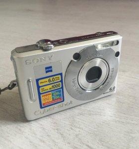 Sony cybershot dsc w30