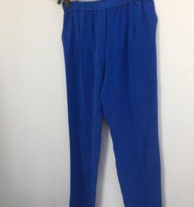 Новые брюки шёлк 100 %