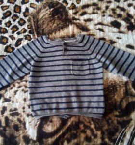 Пуловер от 1 до 2
