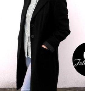 Пальто длинное oversize