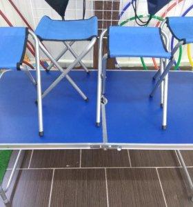 Стол+4 стульчика