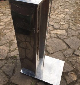 Аппарат для производства шаурмы дюнар