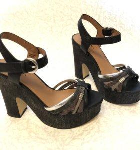 Туфли босоножки 37 женские