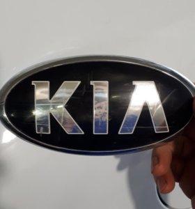 Задний логотип киа спортейдж