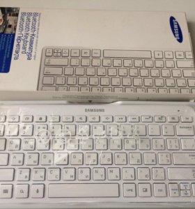 Клавиатура samsung bluetooth keyboard bkb10 новая!