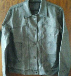Куртка мужская эко кожа 46-48