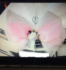 Свадебные аксессуары на машину