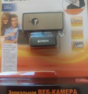 Веб-камера в упаковке новая