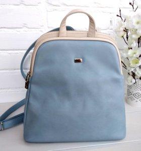 Яркий женский рюкзак
