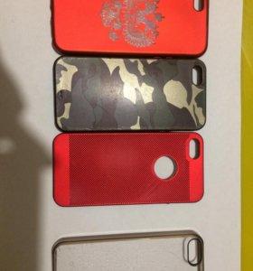 Чехлы на iPhone 5 5s