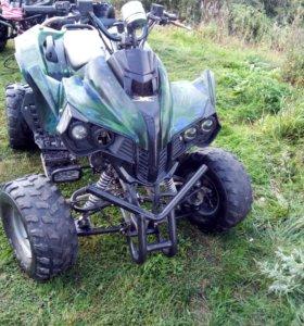 Продам Квадроцикл irbis 125 МКПП