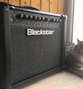 Комбик BLACKSTAR ID:15 TVP
