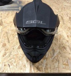 Шлем SOL
