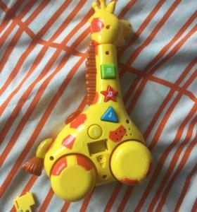 Игрушка для детей до года