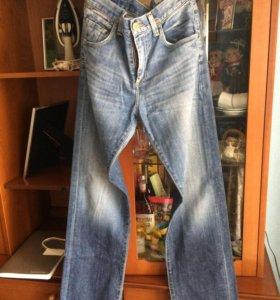 Мужские джинсы 30 размера