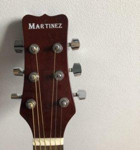 Гитара Martinez новая
