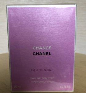 Туалетная вода Chanel Chance Eau Tendre 50 мл
