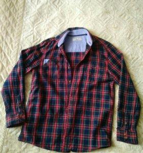 Рубашки на мальчика Next,oshkosh