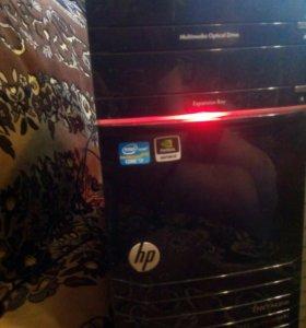 i7 c 3d монитором,много 3D игр