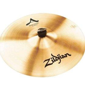 """Zildjian A Rock Crash 16"""" - обмен на железо ПК"""
