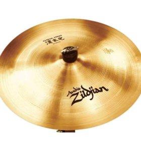 """Zildjian A Low China 18"""" - обмен на железо пк"""