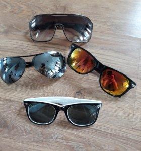 Солнцезащитные очки (за всё)