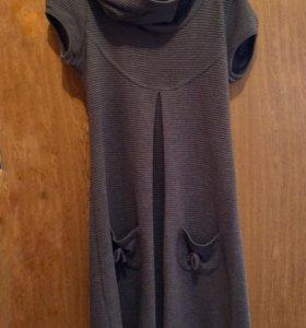 Плотное Платье для беременной