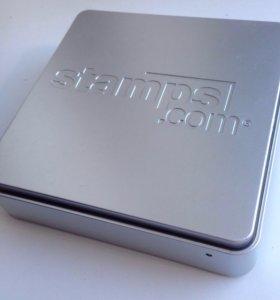 """Электронные весы """"Stamps•com"""""""