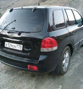 Hyundai Santa Fe, 2010