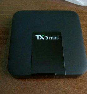 Тв приставка TX3 pro 2/16гб.