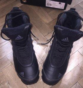 Кроссовки зимние, мужские, Adidas