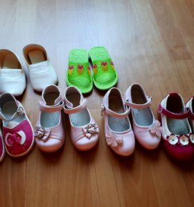 Обувь для девочки 25-26 размер