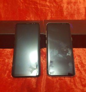 2 SAMSUNG S8. 100 Оригиналы. Отличные