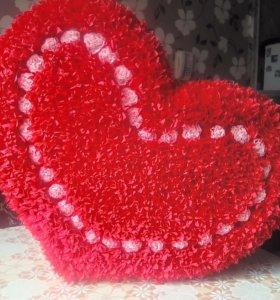 Сердечко 3D