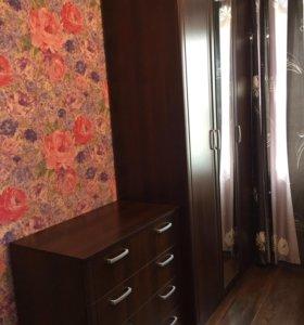 Спальный гарнитур только шкаф и кровать